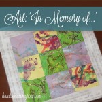 'In Memory Of' Collaborative Kids Art