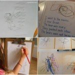 Drawing & Mark Making on It's Playtime!