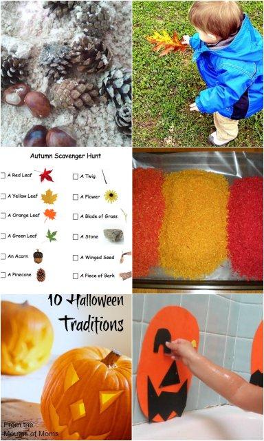 6 Fall Activities