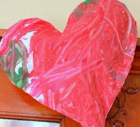 Stuffed Heart Balloon