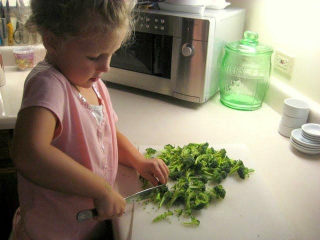 preschoolers and responsibilities
