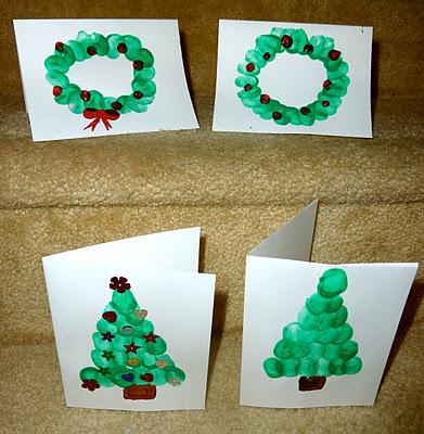 CRAFT CHRISTMAS CARDS | Santa Claus and Christmas