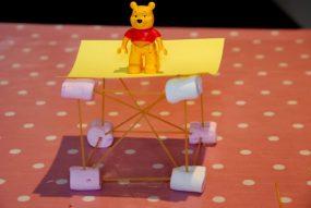 Preschool Activity : Building Structures