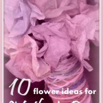 10 Flower Ideas for Mother's Day