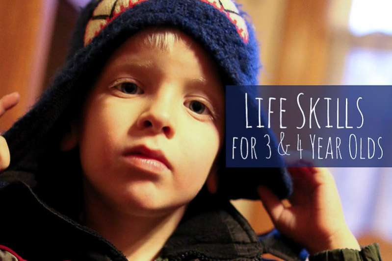 Basic Life Skills For Kids To Know Specifically Preschoolers