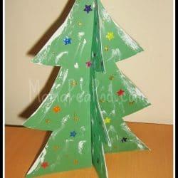 Standing Christmas Trees
