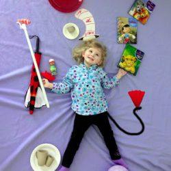 Take Goofy Balancing Pictures
