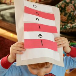 Name Spelling Hat