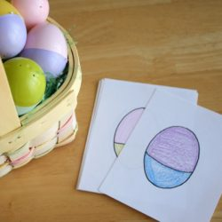 Color Matching Egg Game
