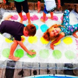 Water Blob Twister
