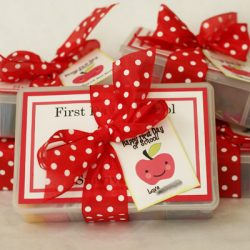 First Day Survival Kit -- an awesome gift for teachers
