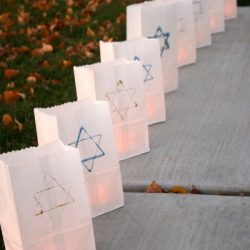 Hanukkah Luminaries