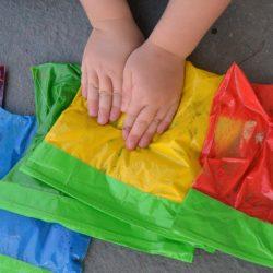 Rainbow Sensory Bags