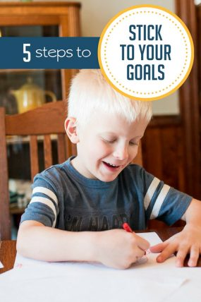 How to Fulfill Your Activity Goals this Year