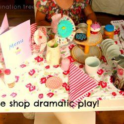 Coffee Shop Role Play