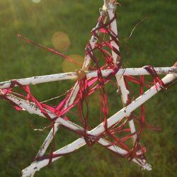 Summer Twig Ornaments