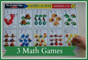 3-Math-Games