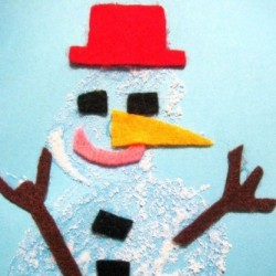 Salty Snowman