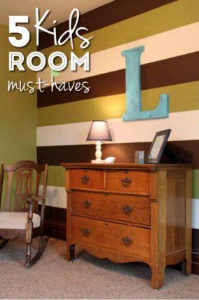 5-kids-room-must-haves