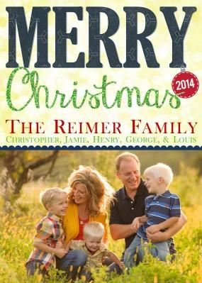 Thank You & Merry Christmas!