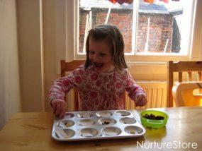 Muffin Tin Math