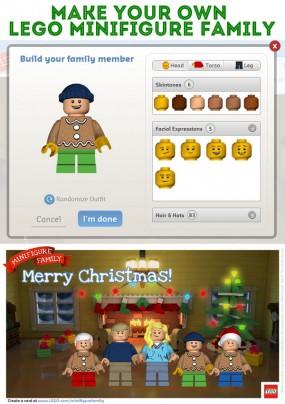 LEGO-minifigure-family