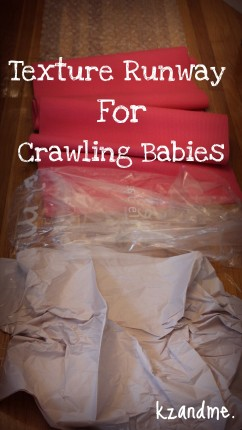 Texture Crawling for Babies