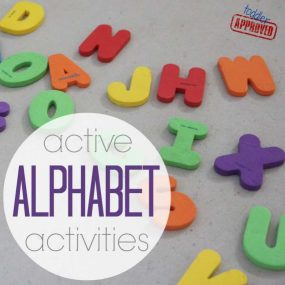 active-alphabet-activities