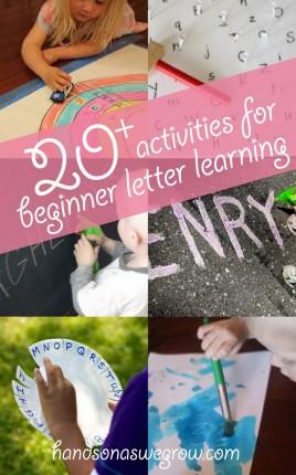 beginner-letter-learning
