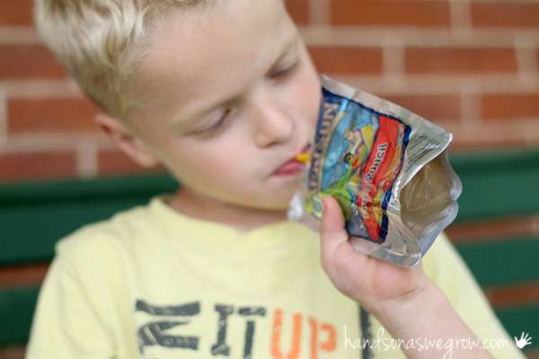 Fun family activities to do this summer with Capri Sun