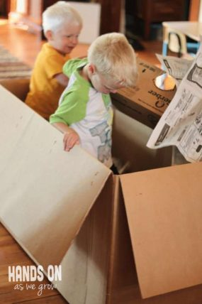 cardboard-box-dumpter-dive