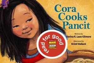 Cora Cooks Pancit #readforgood on MeMeTales