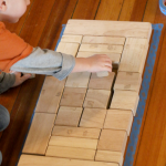 Fill in the Shape with Blocks