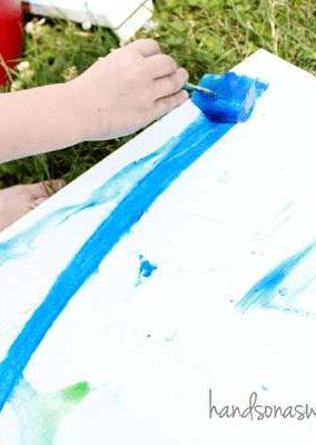 frozen-paint-painting