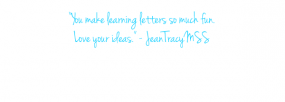 learning-letters