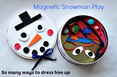 magnetic-snowman