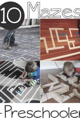 mazes-for-preschoolers