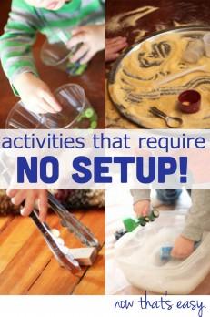 no-setup-activities