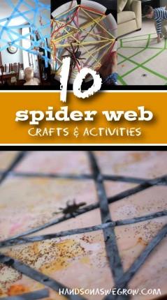 spider-webs-crafts-activities