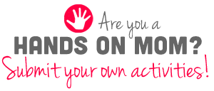 Hands on kids activities from hands on moms.
