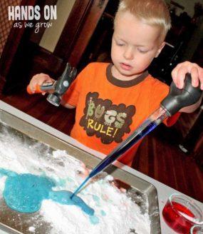 vinegar-baking-soda-experiment