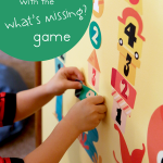 Learning Numbers with the 'What's Missing?' Game & Wallzical™ Wall Decals