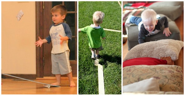 Physical activities for toddlers with lots of energy