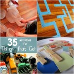 This Week: Sorting, ABCs, & Things that Go!