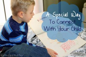 A Special Way to Connect to Your Child