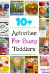 10+activitiesforbusytoddlers