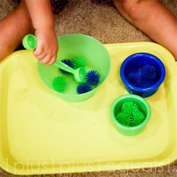 Toddler Color Learning Activity