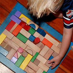 Toddler Shape Learning Activity