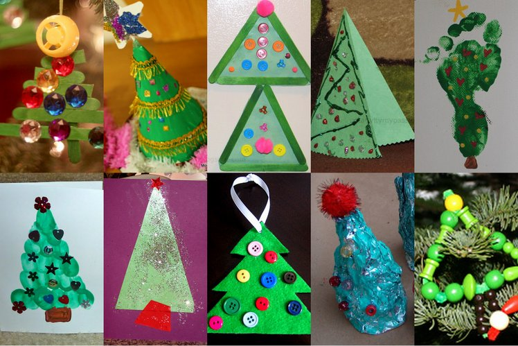 Christmas Tree Decorating Ideas Crafts Part - 44: 12 December 2014