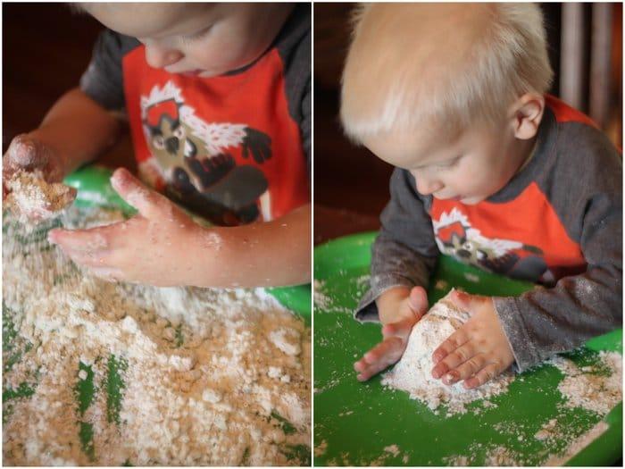 Cloud Dough Texture